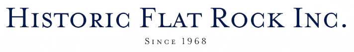 Historic Flat Rock, Inc.