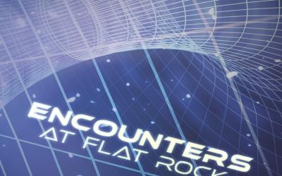 """Encounters at Flat Rock"" The NEW Novel by Local Flat Rock Author, David Sullivan"